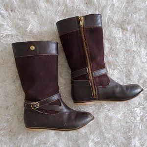 Janie & Jack riding boots
